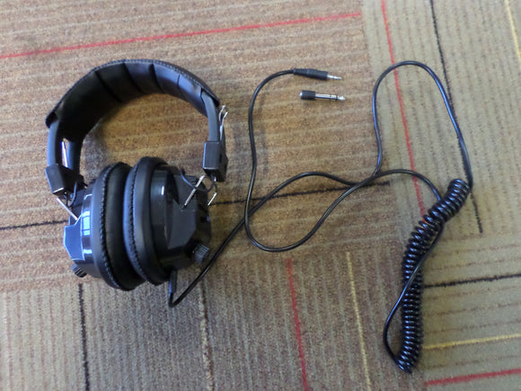 Adjustable Volume Headphones - Rental