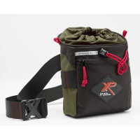 XP Metal Detectors Finds Pouch