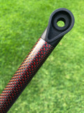Detect-Ed Equinox Red Belly Red Carbon Fiber Lower Shaft