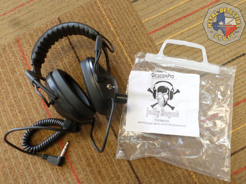 DetectorPro Jolly Roger Ultimate Headphones