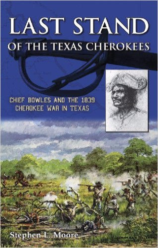 last stand of the texas cherokees