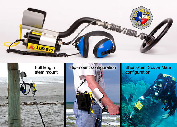 SeaHunter Mark II Metal Detector
