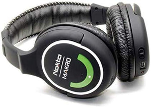 Nokta 2.4 GHz Wireless Headphone for All Detectors with WiFi Feature, Green Edition - Simplex
