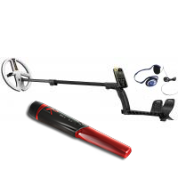 "XP ORX Metal Detector with 9"" HF Coil, RC, & MI-6 Pinpointer"
