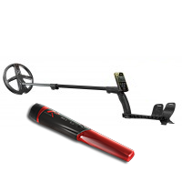 "XP ORX Metal Detector with 9"" X35 Coil, RC, & MI-6 Pinpointer"