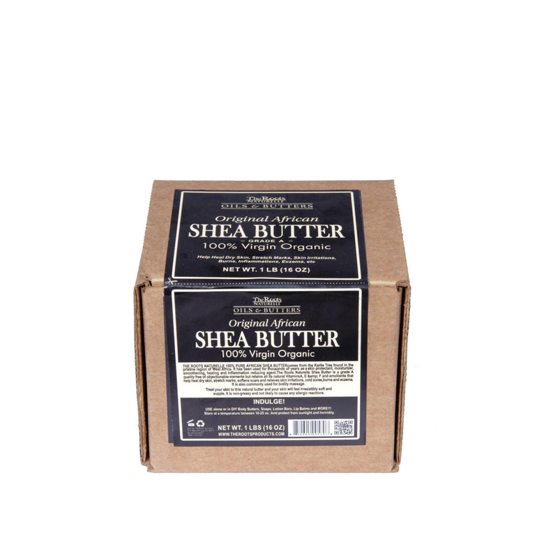 100% Pure Original African Shea Butter (Box)