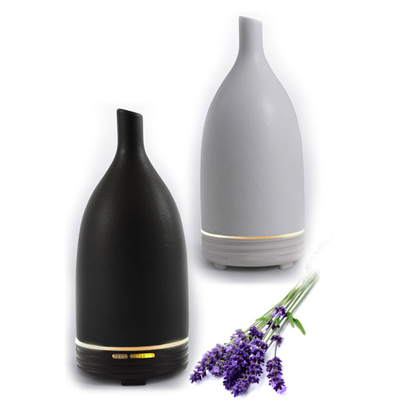 Welledia Wellspring Ceramic Ultrasonic Essential Oil Diffuser -#WEL-847