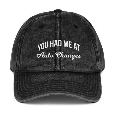 Auto Changes Hat