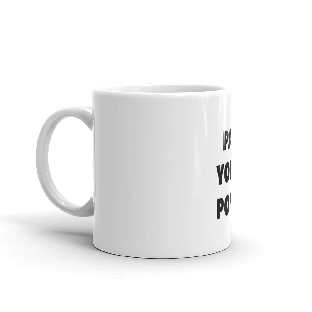 Pat Your Pony Mug