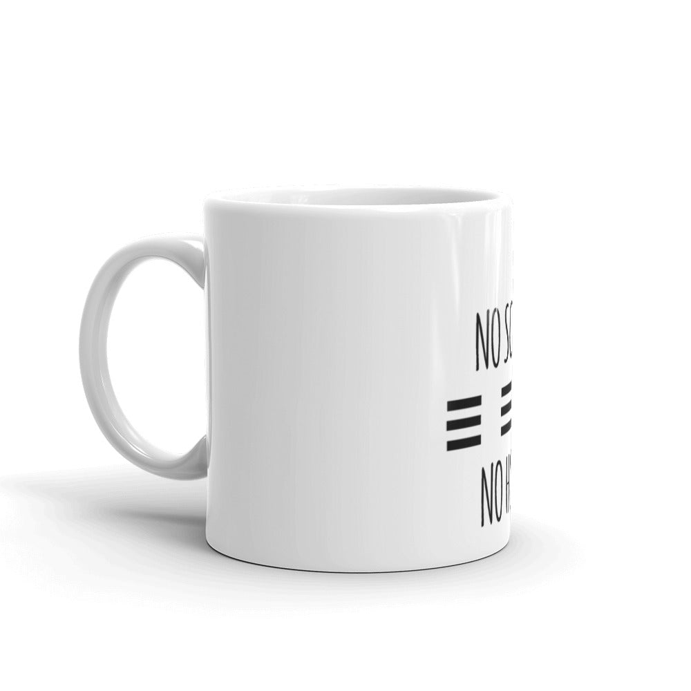 No Scope No Hope Mug