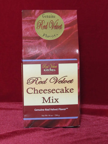 Red Velvet No-Bake Cheesecake Mix