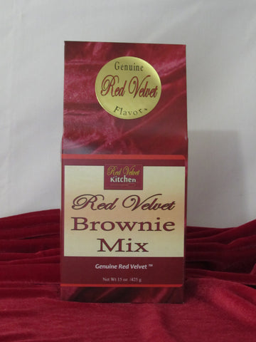Red Velvet Brownie Mix