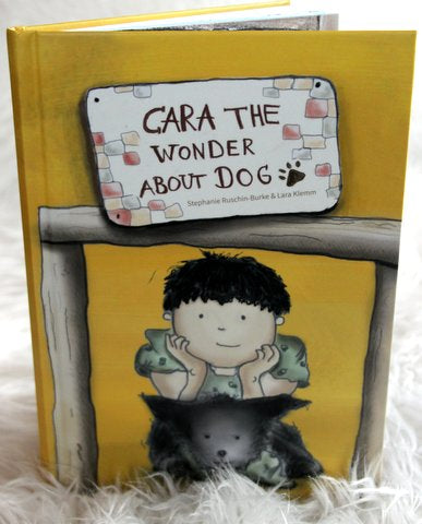A Book on how to Stop Bullying - Cara the Wonder Dog