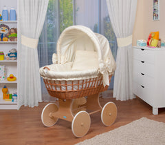 Natural Nursery, Natural Nursery Ireland, www.naturalnursery.ie, naturalnursery.ie, wicker bassinet, natural bassinet, day bed, moses basket