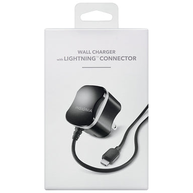 12W Wall Charger for Lightning Connector