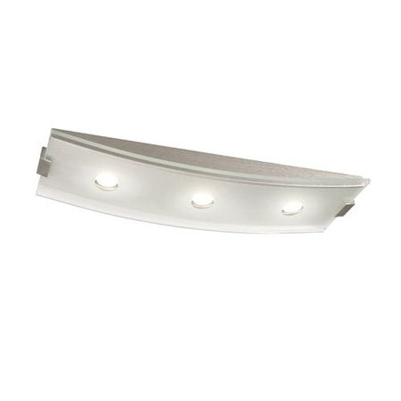 Philips 37946 Altena 3 Light LED Flush Mount Ceiling Fixture