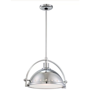 Minka Lavery Pendant in Chrome