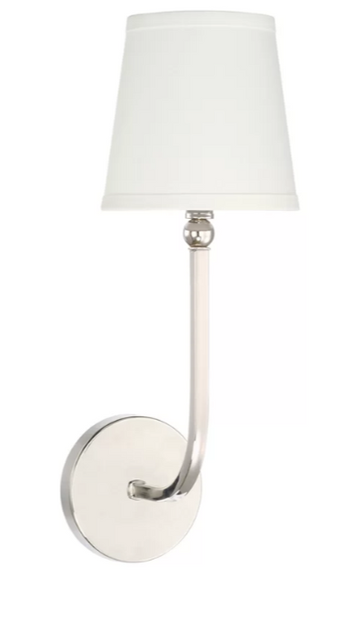 Dawson 1-Light Armed Sconce