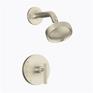 Gold Trim Shower System 980185S Kohler Co. T14422-4-SN  ,