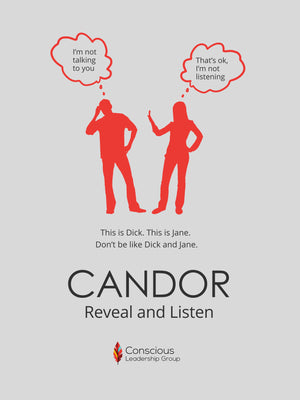 Candor: Reveal and Listen