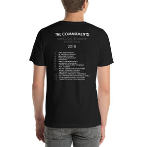 15 Commitments World Tour Unisex Tee