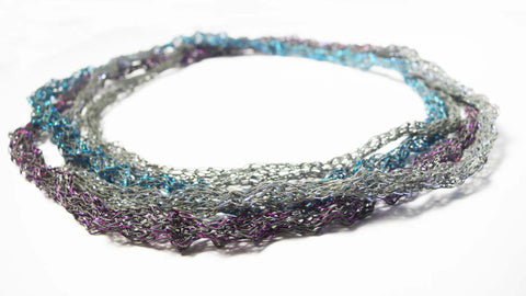Nebula Tube Necklaces