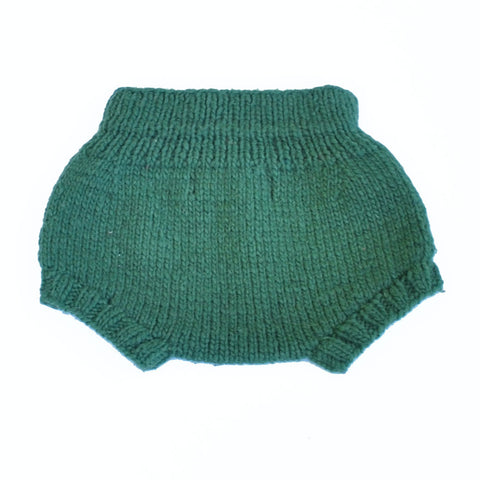Sage Green Merino Wool Soaker