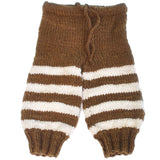 Sock Monkey Wool Longies