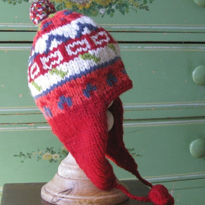 Hot Headed Wool Musher Hat