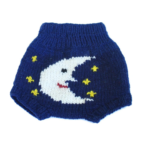 Moon & Stars Wool Soaker