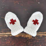 Swiss Wool Mittens