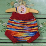 Rainbow Wool Soaker