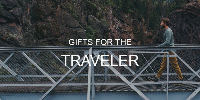 Gift Guide | The Traveler
