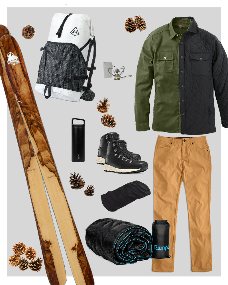 Western RiseGift Guide The Outdoorsman