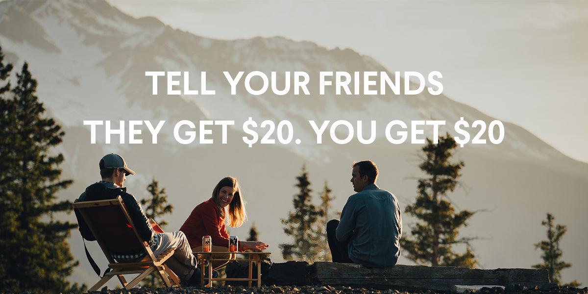 Western Rise Refer a Friend. They get $20 You Get $20