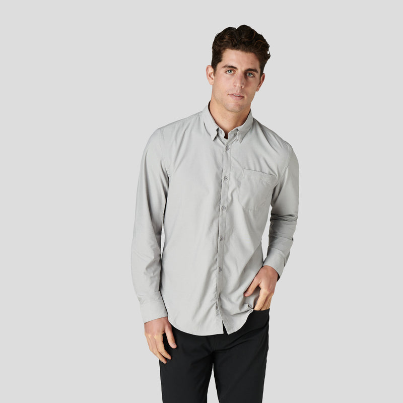 AirLight Button-Down Shirt