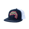 Riverside Ranch Hat Front- Midnight