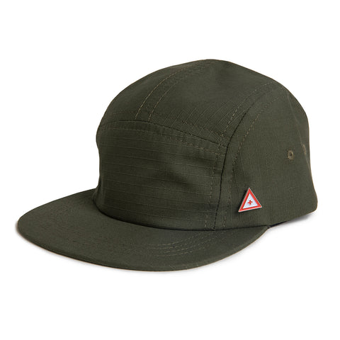 Icon Camp Hat - Moss