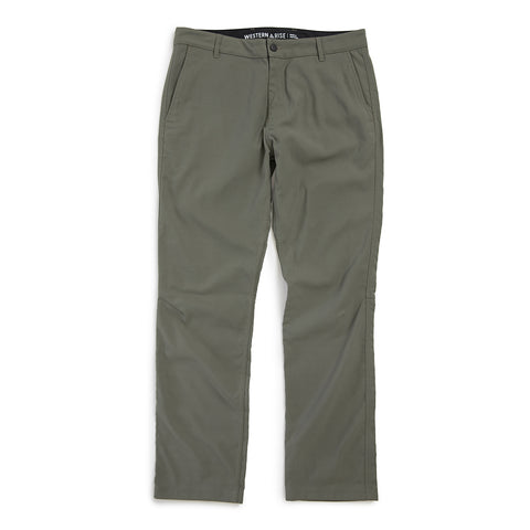 Alloy Chino- Olive Grey