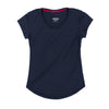 Women's StrongCore Merino T-shirt — Midnight