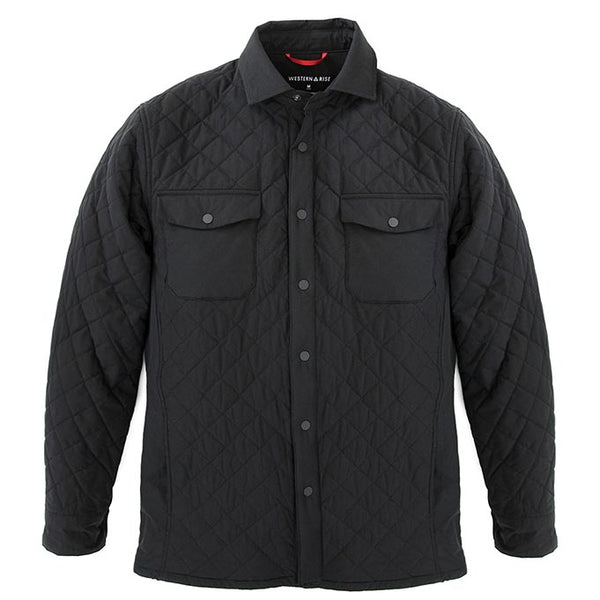 AirLoft Quilted Jacket™ - Black