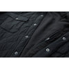 Western Rise AirLoft Quilted Shirt Jacket Black