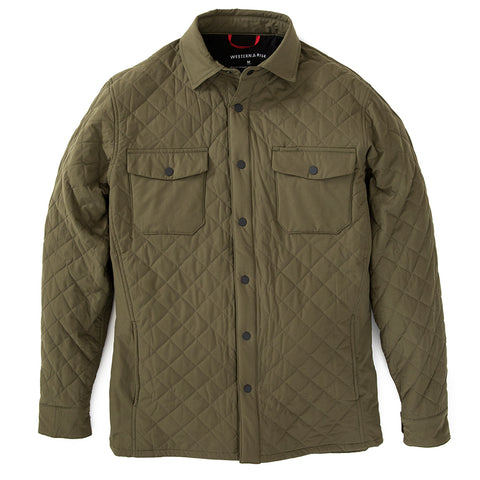 AirLoft Quilted Jacket™ - Olive