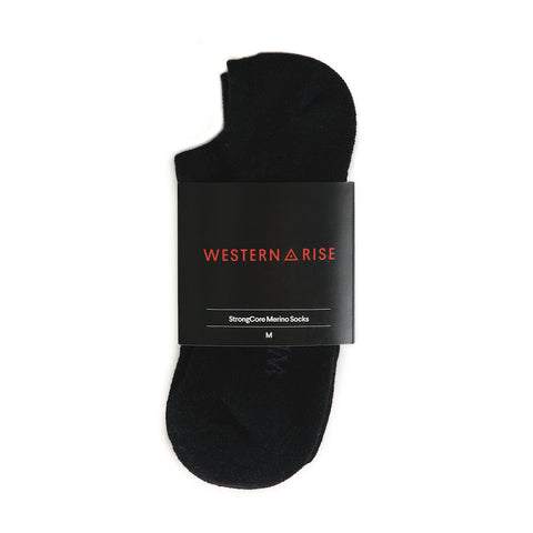 StrongCore Merino Low Socks