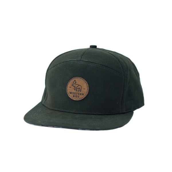 Tincup Canvas Hat™ — Moss