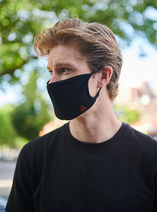 StrongCore Merino Face Mask