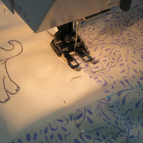 Machine Quilting