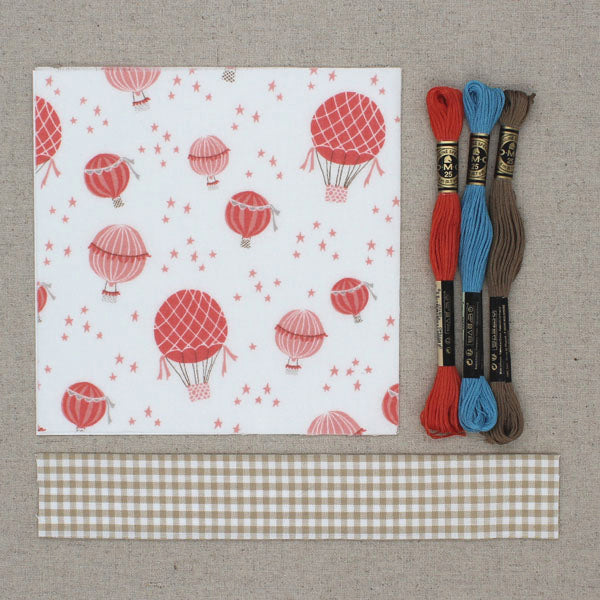 Balloons - Brushed Cotton