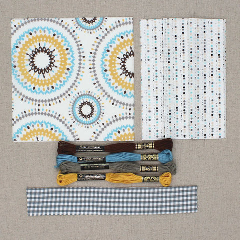 Bugs baby quilt kit