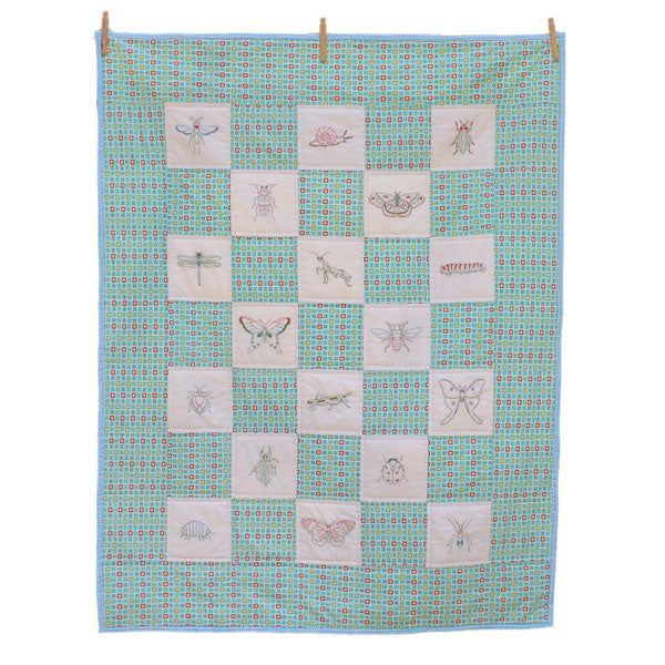 Sewing Bird Finished Quilts
